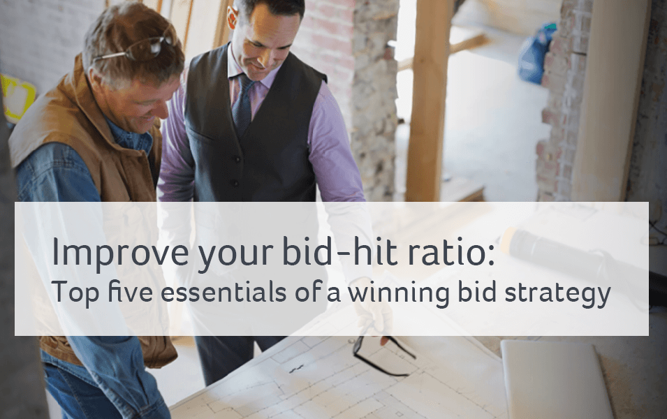 Bid-hit Ratio Header