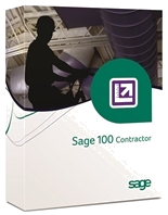 Sage 100 Contractor Product Boxshot