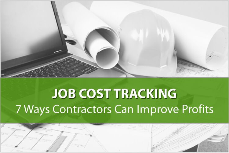 Job Cost Tracking Graphic