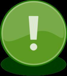 product alert icon
