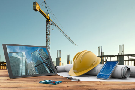 QuickBooks on Construction Site