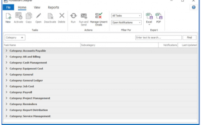 What's New in Sage MyAssistant