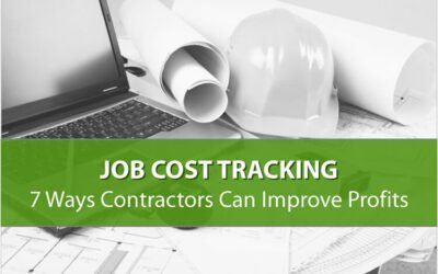 7 Ways Sage 100 Contractor Improves Job Cost Tracking